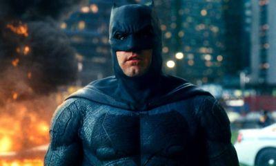 película individual de Batman con Ben Affleck