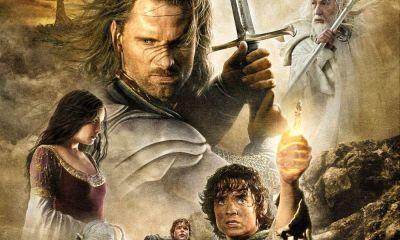 problema de la serie The Lord of the Rings