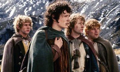 reanudaron las grabaciones de Lord of the Rings