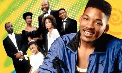 reunión del cast de El Príncipe del Rap