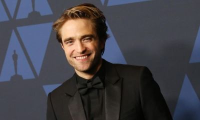 Robert Pattinson emocionado por 'The Batman'