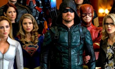 Supergirl no regresará al Arrowverse