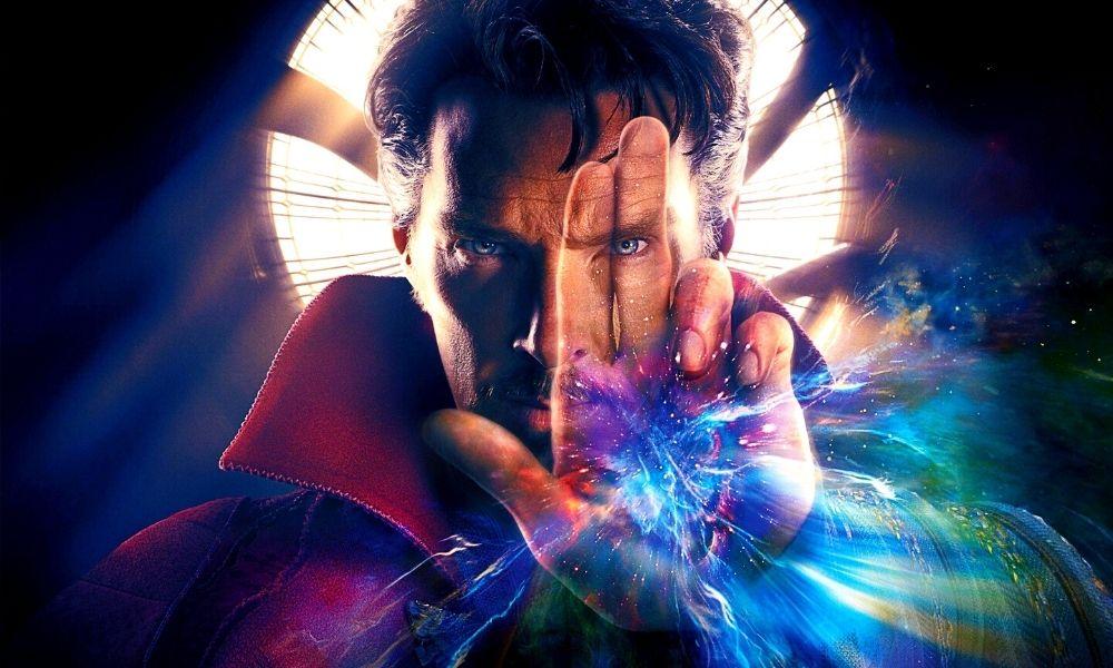título de producción de 'Doctor Strange 2'