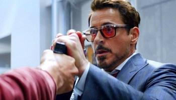 Tony Stark uso un antigua arma contra Bucky en Civil War