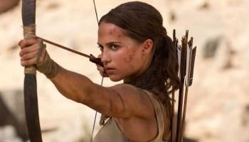 Alicia Vikander habló de la secuela de 'Tomb Raider'