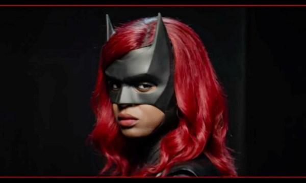 Batimóvil de Batwoman