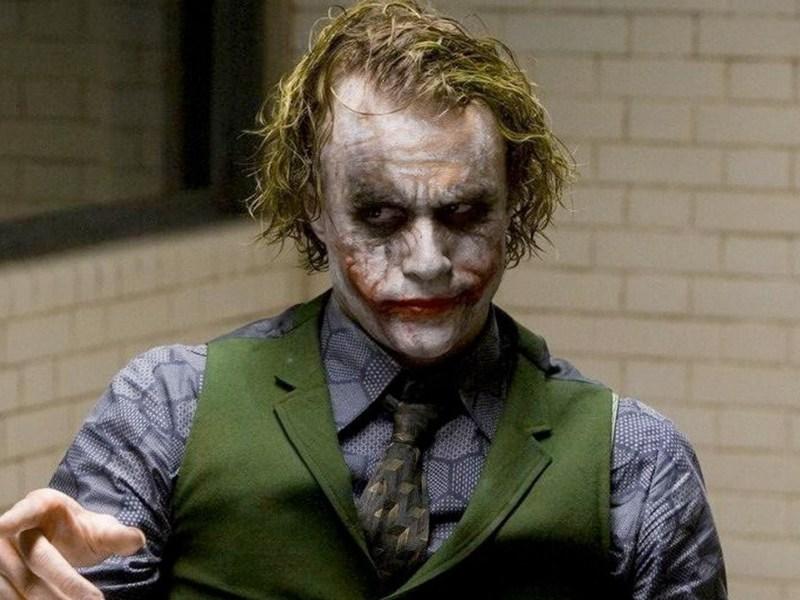 cicatrices de Joker están basadas en una persona real