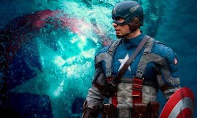 cómo sobrevivió Captain America congelado