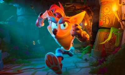 Lanzamiento de Crash Bandicoot 4: It's About Time