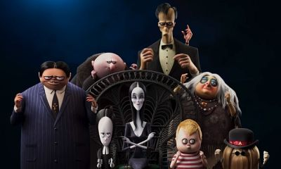 elenco de 'The Addams Family 2'