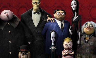 estreno de The Addams Family 2