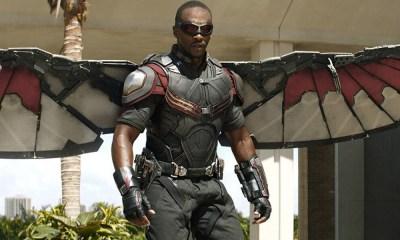 Funko filtra los trajes de The Falcon and the Winter Soldier