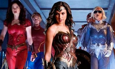 Gal Gadot podría protagonizar un spin-off de 'Titans'