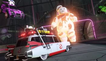 Ghostbusters encabezará Haunted Hallows de Rocket League