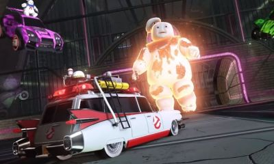 Ghostbusters encabezará Haunted Hallows de Rocket League