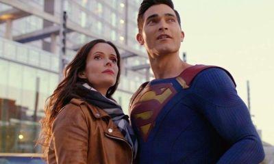 grabaciones de Superman & Lois
