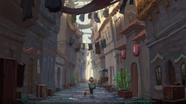 Gizmo está de vuelta en la primera imagen de 'Gremlins: Secrets of the Mogwai' gremlins-animated-series-600x335