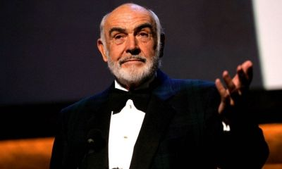 Hollywood se despidió de Sean Connery