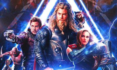 inicio de las grabaciones de Thor: Love and Thunder