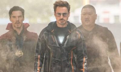 Tony Stark utilizó tecnología de Wakanda