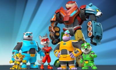 Nat Geo Kids presenta Kingdom Force