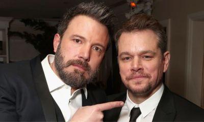 Matt Damon se burló de Ben Affleck