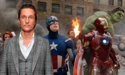 Matthew McConaughey quería interpretar a Hulk