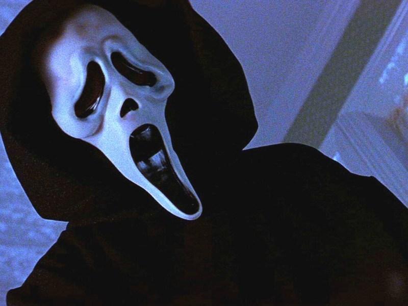 nueva imagen de las grabaciones de Scream 5