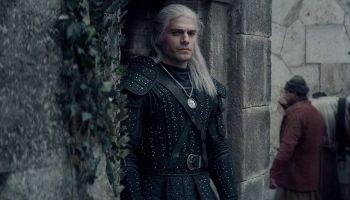 nuevo aspecto de Geralt de Rivia