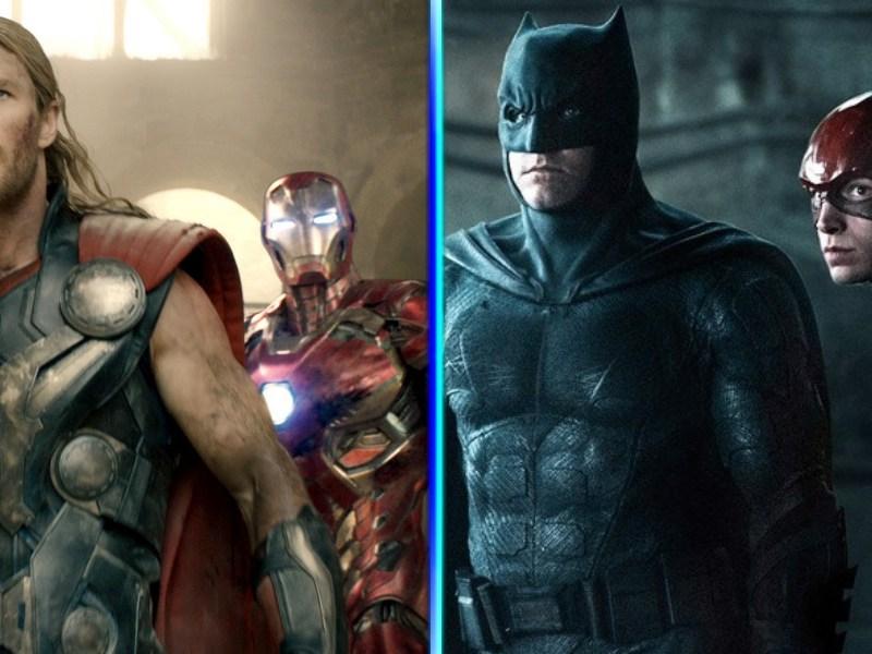Nuevo cómic de Marvel vs DC