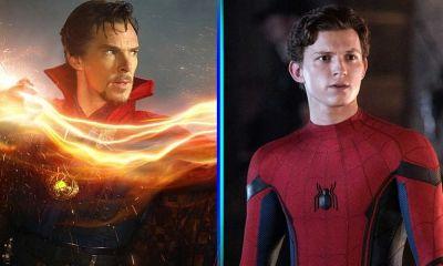 papel de Doctor Strange en 'Spider-Man 3'