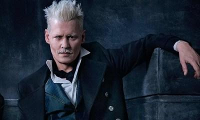 reducirán el papel de Johnny Depp en Fantastic Beast 3
