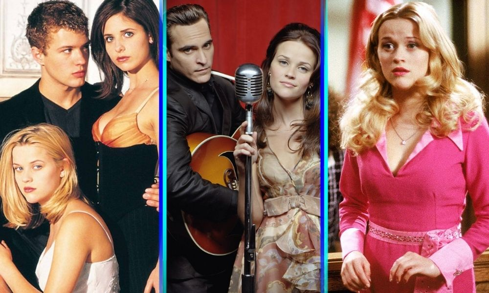 Reese Witherspoon anuncia la reunión de 'Legally Blonde'