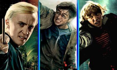 reunión del elenco de 'Harry Potter'