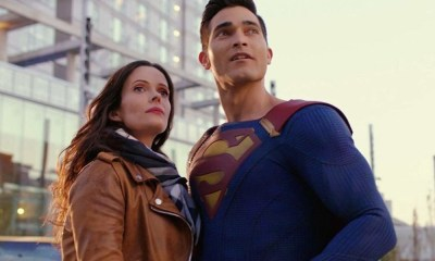 Stacey Faber en Superman and Lois