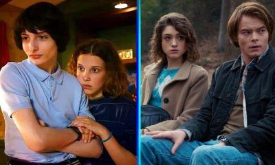 'Stranger Things' debería solucionar romance de Jonathan y Nancy