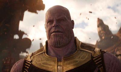 Thanos tenía bajo su poder a Loki