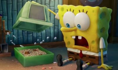 trailer de SpongeBob Movie: Sponge on the Run