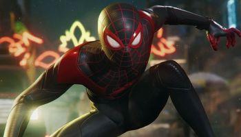 traje alternativo en Spider-Man: Miles Morales