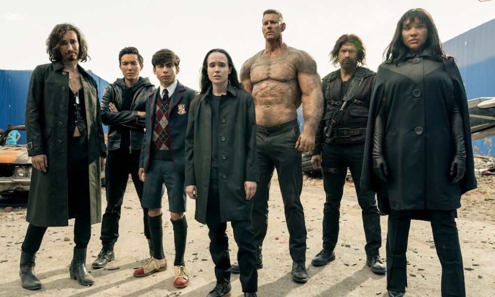 miembros de Sparrow Academy no serían los villanos