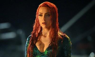 Amber Heard estará en Aquaman 2