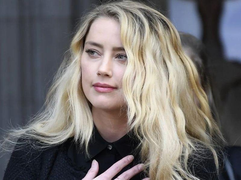 Amber Heard habló sobre quienes están en su contra