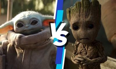 Baby Groot es más inteligente que Baby Yoda