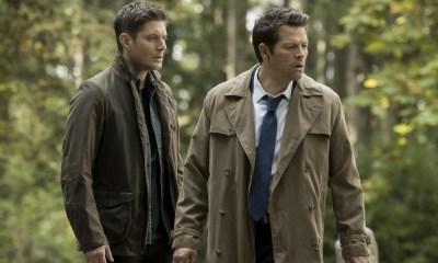 Castiel confesó su amor por Dean en Supernatural