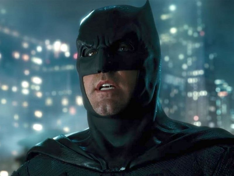 Catwoman en Zack Snyder's Justice League