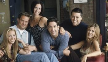 Fecha en la que se grabará la reunión de Friends
