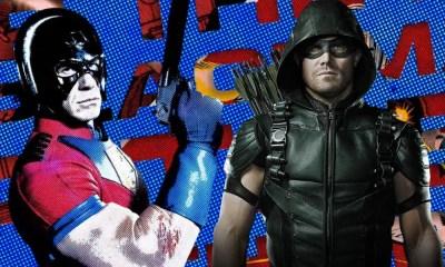 Green Arrow no aparecerá en Peacemaker