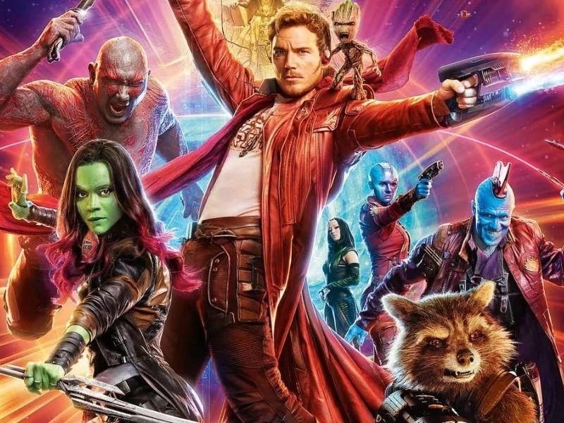 Groot y Rocket en Thor Love and Thunder