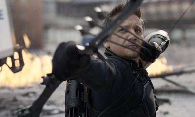 Primera imagen de Hawkeye