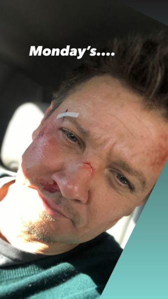 ¿Ya iniciaron las grabaciones? Jeremy Renner comparte la primera imagen del regreso de Hawkeye jeremyrenner-127223777-388828242462169-1007927019375014974-n